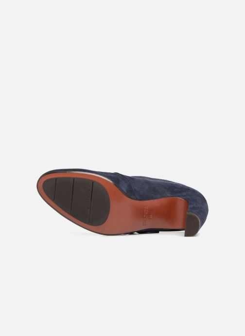 Bottines et boots Chie Mihara Elba Bleu vue haut