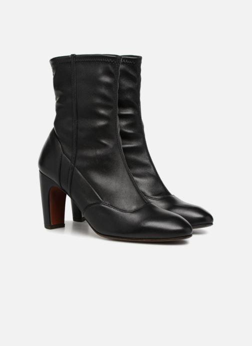 Bottines et boots Chie Mihara Eina Noir vue 3/4