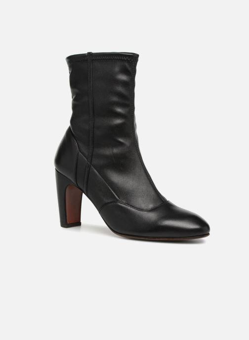 Bottines et boots Chie Mihara Eina Noir vue détail/paire