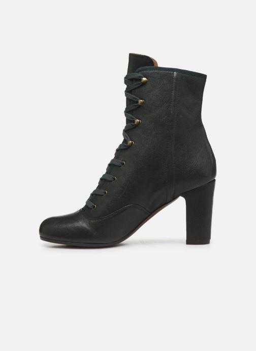 Bottines et boots Chie Mihara Kioto Vert vue face