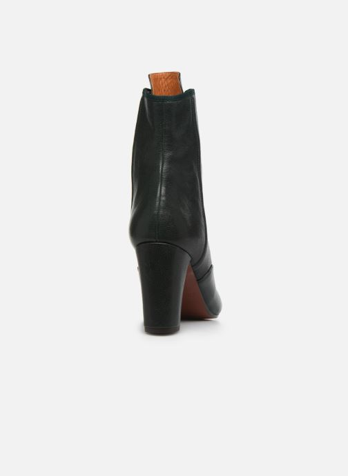 Bottines et boots Chie Mihara Kioto Vert vue droite