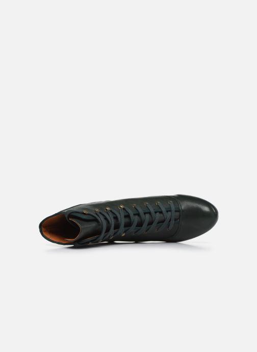 Bottines et boots Chie Mihara Kioto Vert vue gauche