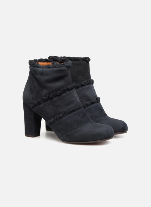 Bottines et boots Chie Mihara Kaftan Bleu vue 3/4