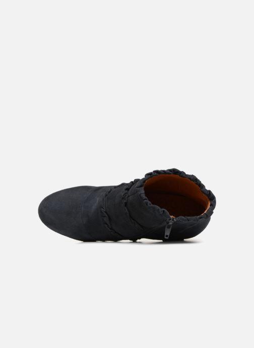 Bottines et boots Chie Mihara Kaftan Bleu vue gauche