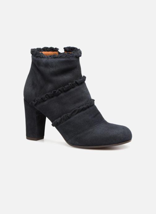 Bottines et boots Chie Mihara Kaftan Bleu vue détail/paire