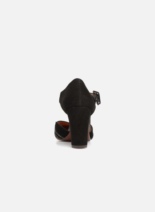 Escarpins Chie Mihara Kilo Noir vue droite