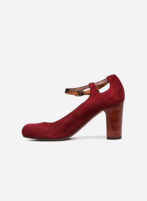 High heels Chie Mihara Kerol Burgundy front view