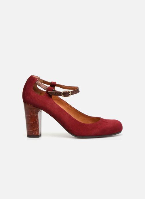High heels Chie Mihara Kerol Burgundy back view