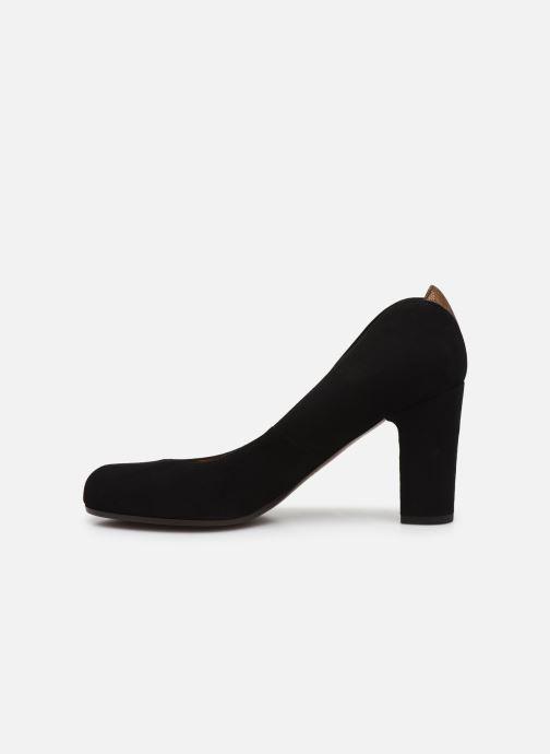 Zapatos de tacón Chie Mihara Key Negro vista de frente