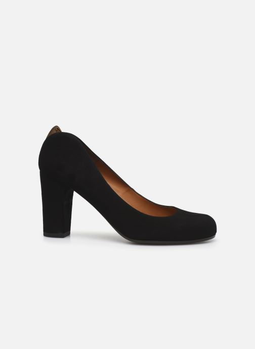 Zapatos de tacón Chie Mihara Key Negro vistra trasera