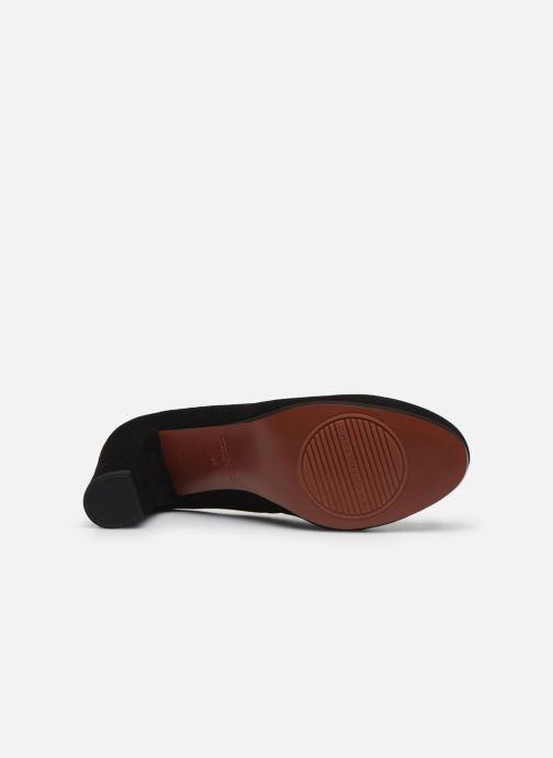 Zapatos de tacón Chie Mihara Key Negro vista de arriba