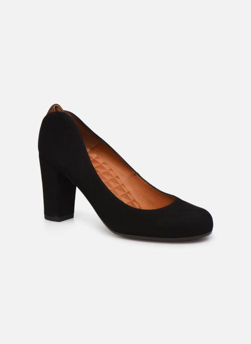 High heels Chie Mihara Key Black detailed view/ Pair view
