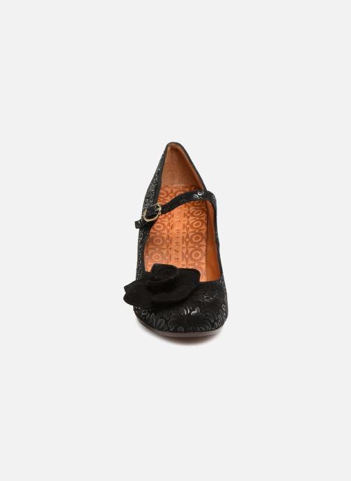 Escarpins Chie Mihara Kinoa Noir vue portées chaussures