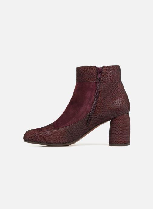 Bottines et boots Chie Mihara Mussol Bordeaux vue face