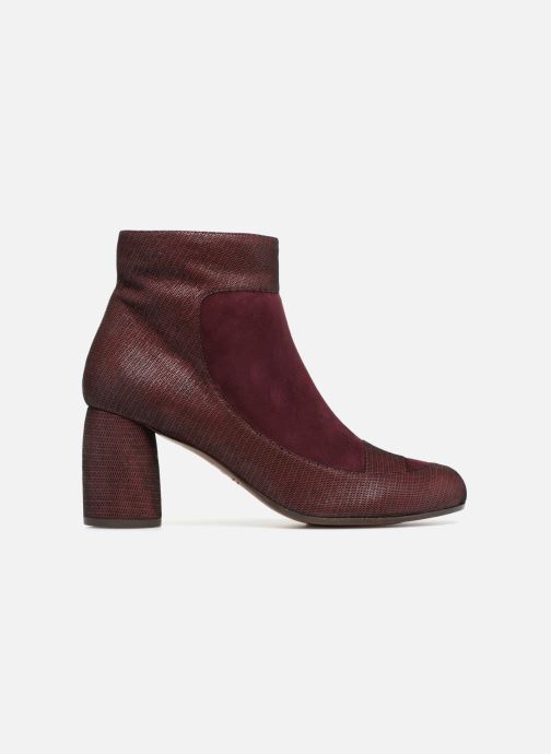 Bottines et boots Chie Mihara Mussol Bordeaux vue derrière
