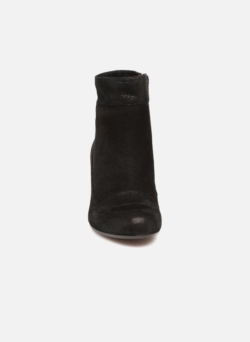 Bottines et boots Chie Mihara Mussol Noir vue portées chaussures