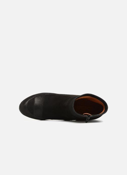 Stiefeletten & Boots Chie Mihara Mussol schwarz ansicht von links