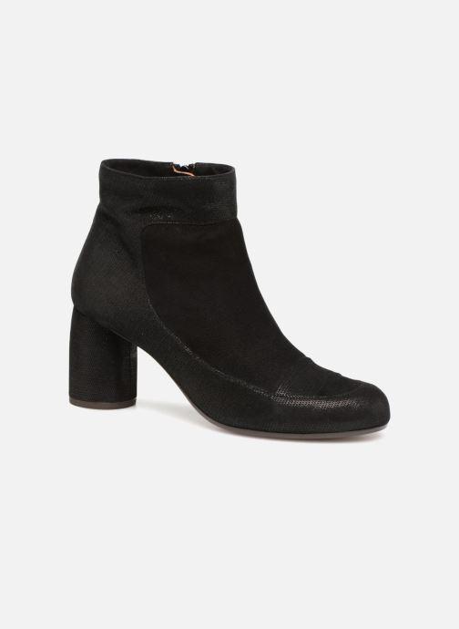 Bottines et boots Chie Mihara Mussol Noir vue détail/paire