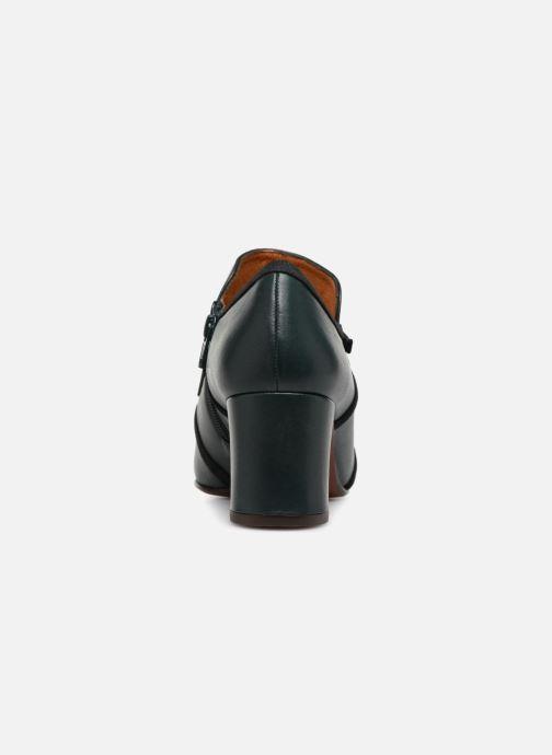 Bottines et boots Chie Mihara Navy Vert vue droite