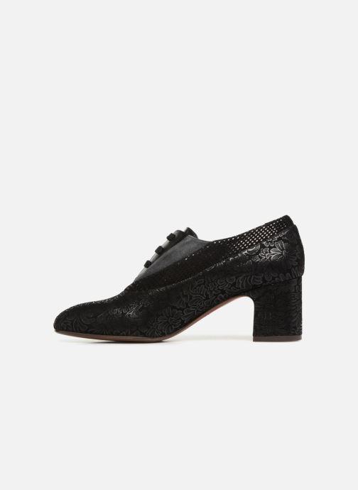 Chaussures à lacets Chie Mihara Neru Noir vue face