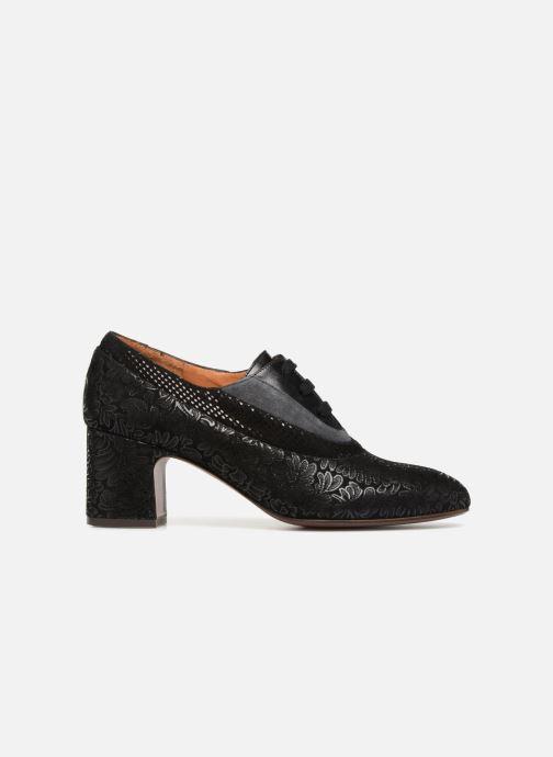 Chaussures à lacets Chie Mihara Neru Noir vue derrière
