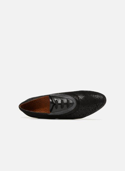 Chaussures à lacets Chie Mihara Neru Noir vue gauche