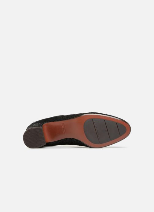 Chaussures à lacets Chie Mihara Neru Noir vue haut
