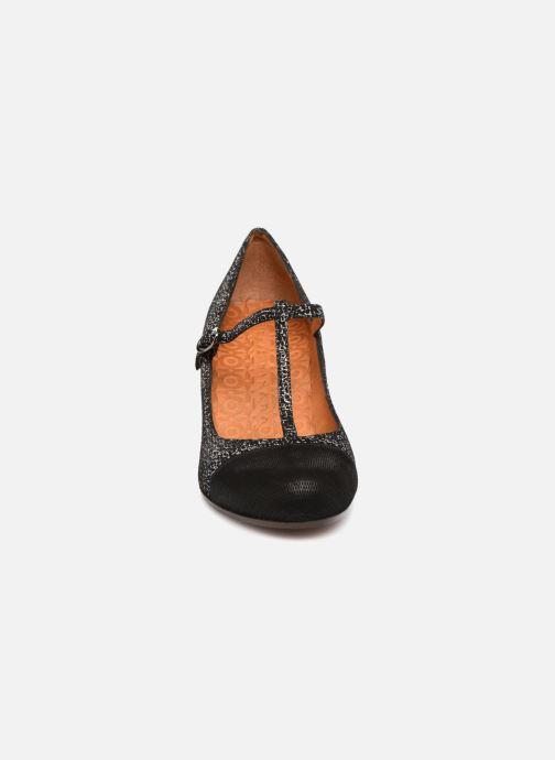 Escarpins Chie Mihara Ma Jijo 33 Noir vue portées chaussures