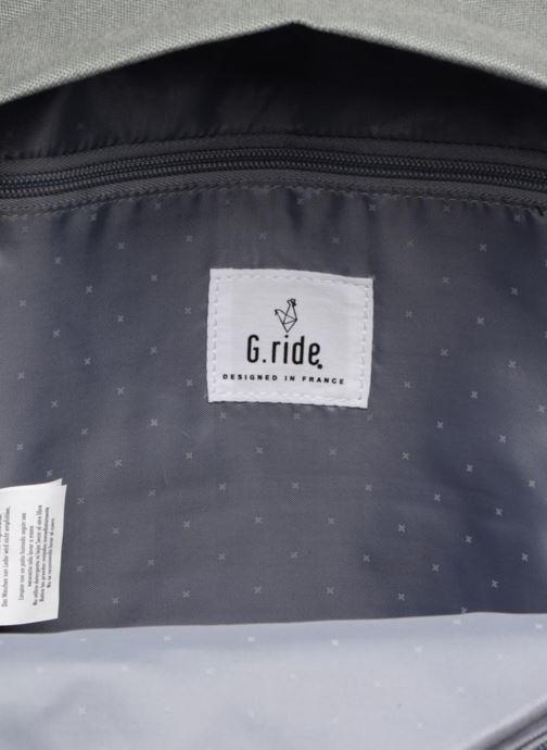 Zaini G.Ride AUGUSTE Grigio immagine posteriore