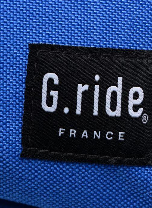 Zaini G.Ride AUGUSTE Grigio immagine sinistra