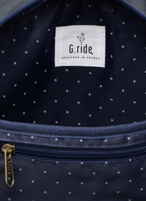 Sacs à dos G.Ride BLANCHE Bleu vue derrière