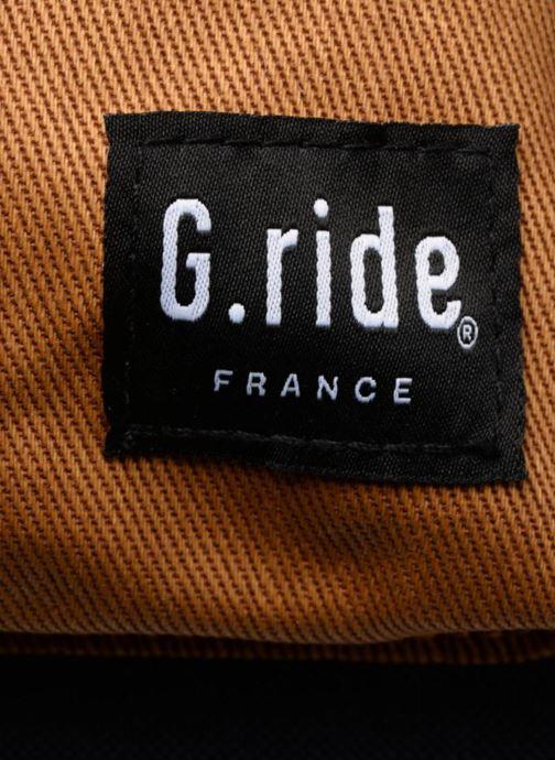 Rygsække G.Ride BLANCHE Blå se fra venstre