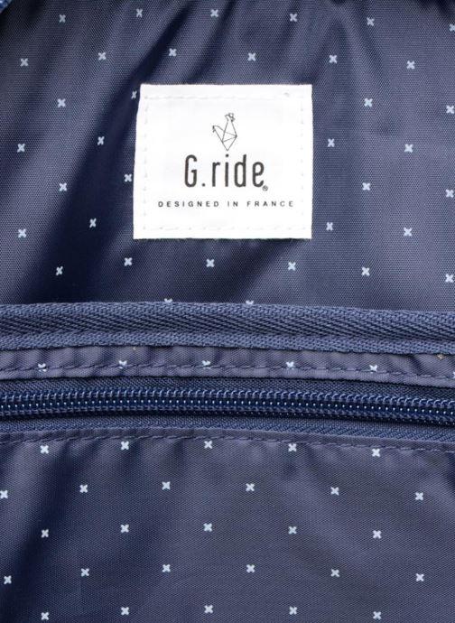 Rucksäcke G.Ride BLANCHE blau ansicht von hinten