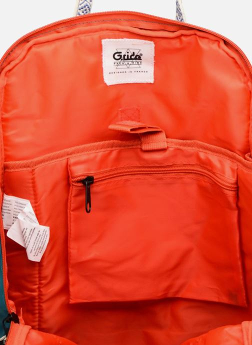 Sacs à dos G.Ride AMBROISE Orange vue derrière