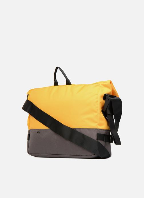 Laptop cases G.Ride ANTOINE Yellow view from the right