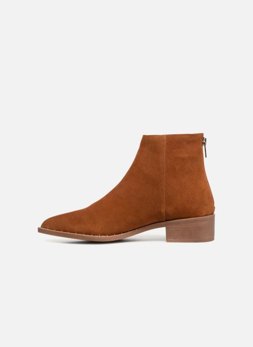 Jonak GUEST (Marron) Bottines et boots chez Sarenza (334801)