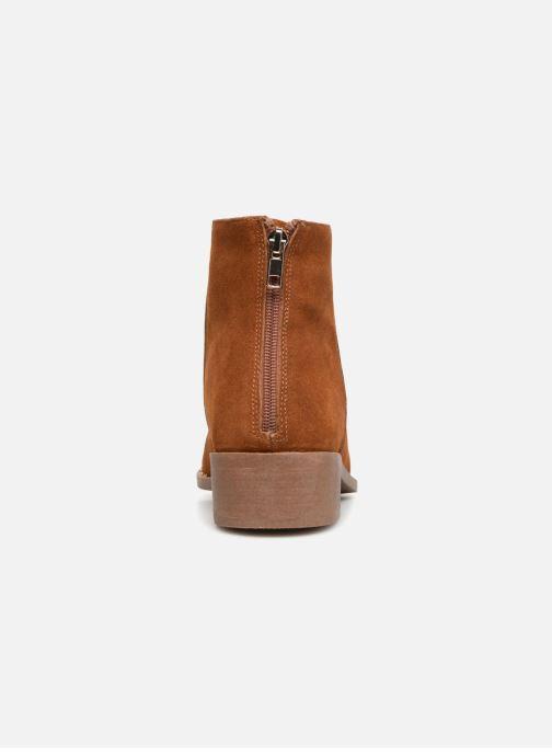 Stiefeletten & Boots Jonak GUEST braun ansicht von rechts