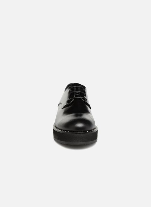 Schnürschuhe Jonak ALANA schwarz schuhe getragen