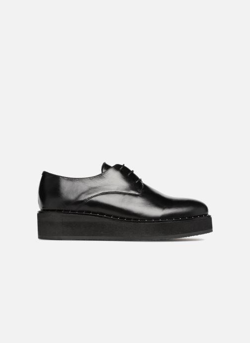Lace-up shoes Jonak ALANA Black back view