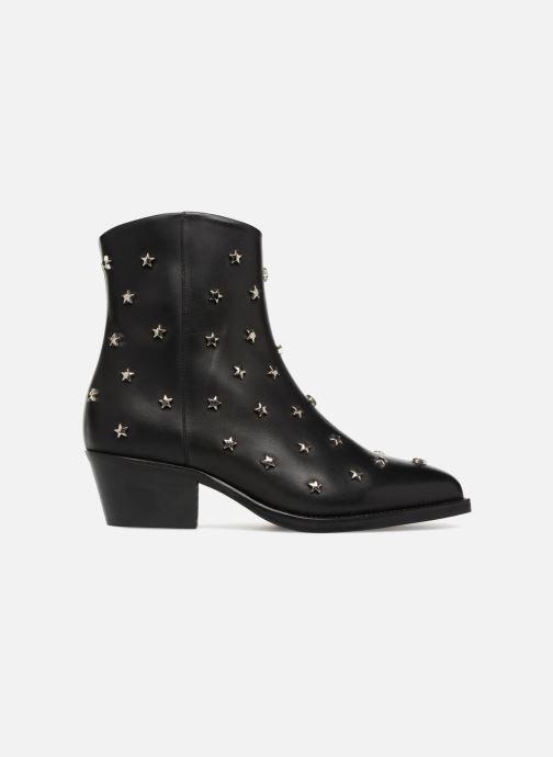 Boots en enkellaarsjes Jonak OCHO Zwart achterkant