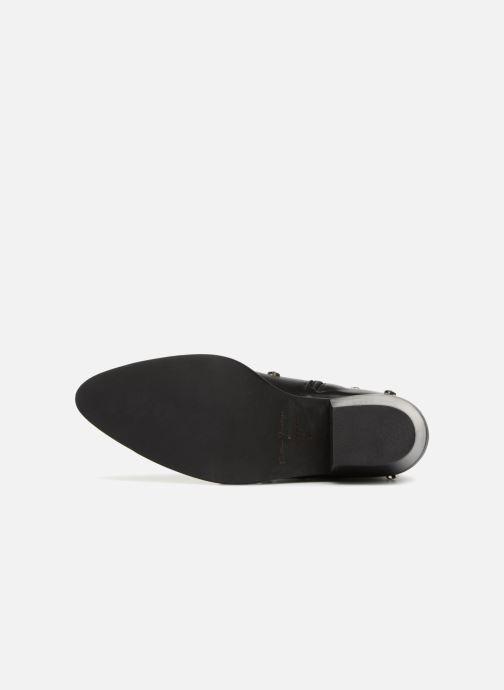 Bottines et boots Jonak OCHO Noir vue haut