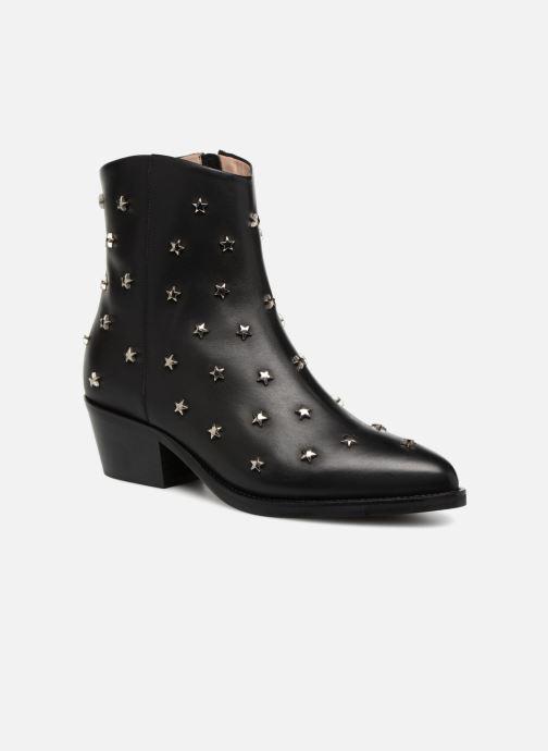 Boots en enkellaarsjes Jonak OCHO Zwart detail