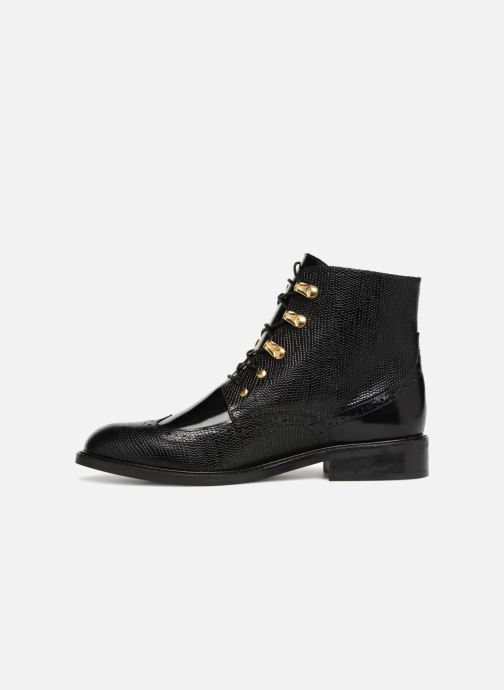 Bottines et boots Jonak DEMOTI Noir vue face