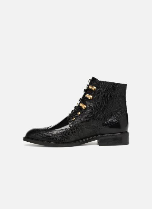 Boots en enkellaarsjes Jonak DEMOTI Zwart voorkant