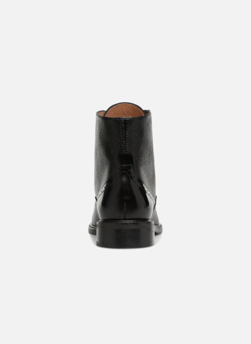 Boots en enkellaarsjes Jonak DEMOTI Zwart rechts