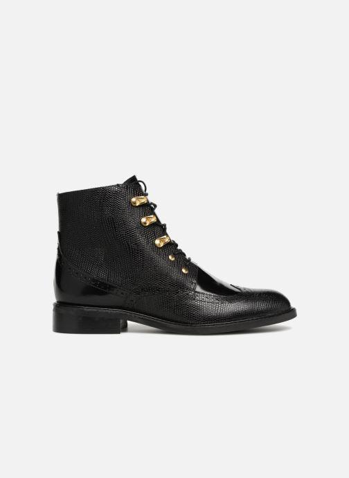 Boots en enkellaarsjes Jonak DEMOTI Zwart achterkant