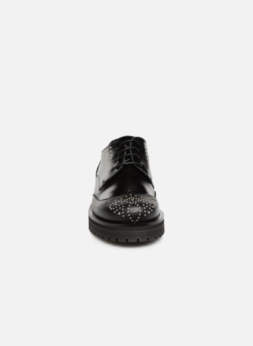 Schnürschuhe Jonak ABIBO schwarz schuhe getragen