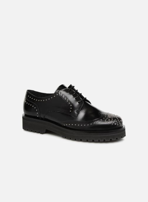 Zapatos con cordones Jonak ABIBO Negro vista de detalle / par