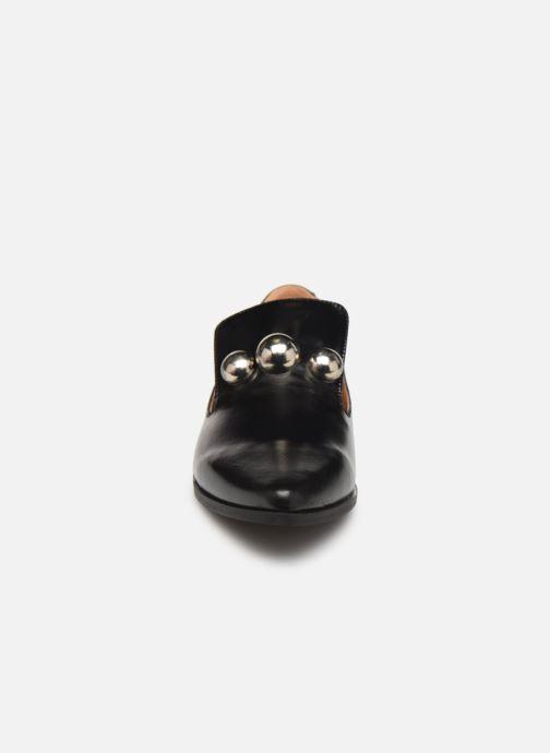 Mocassins Jonak ALPHEE Noir vue portées chaussures