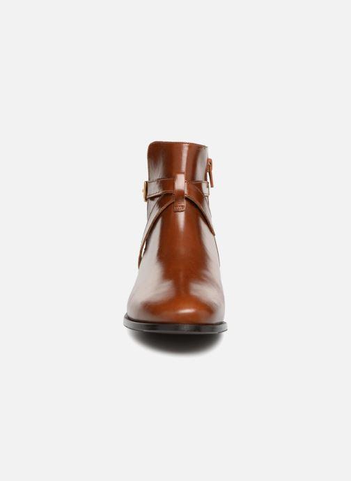 Bottines et boots Jonak DILLING Marron vue portées chaussures